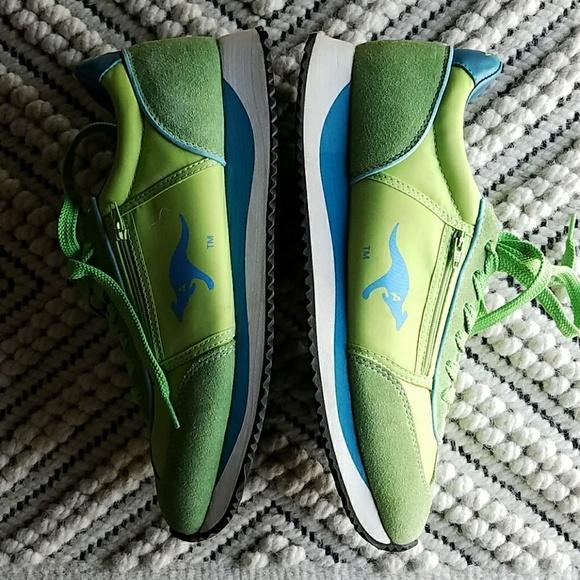 Vintage Shoes | Retro 8s Kangaroos Size